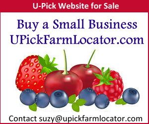 Website for Sale upickfarmlocator.com