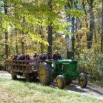 Hayrides Leeds Farm Ohio | upickfarmlocator.com